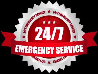 24 hour emergency plumbing service