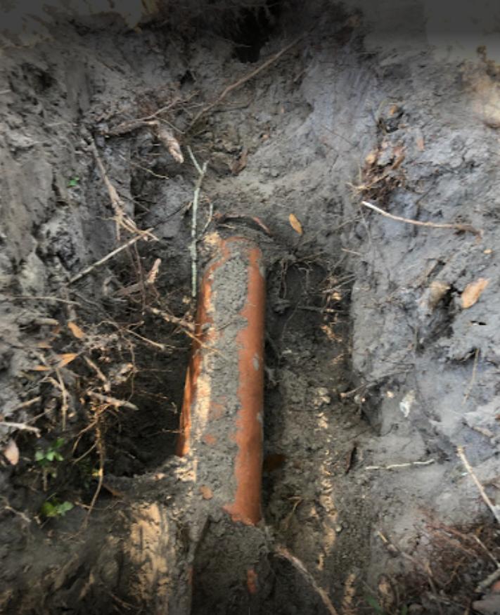 Hudson leak detection
