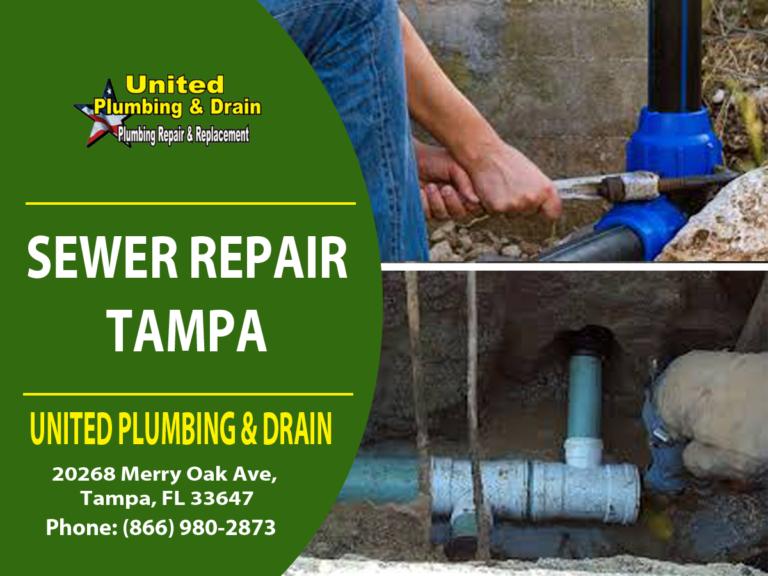 Sewer Repair Tampa