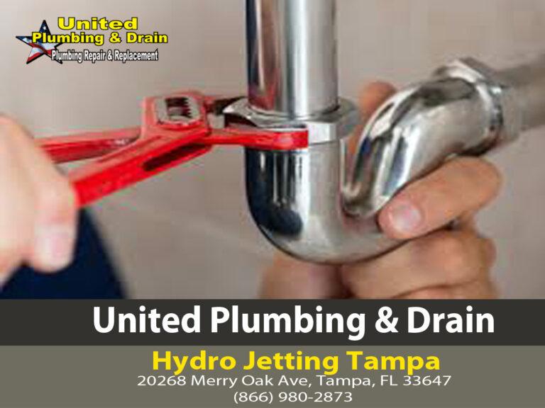 Hydro Jetting Tampa