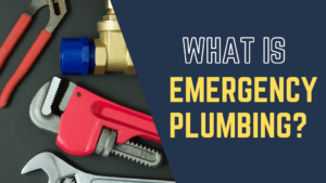 What is emergency plumbing