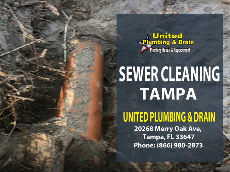 sewer cleaning tampa