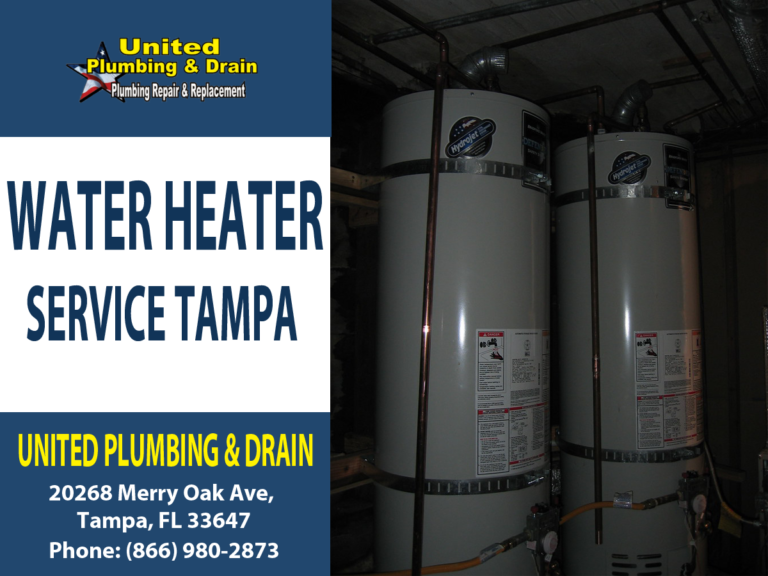 Water Heater Service Tampa