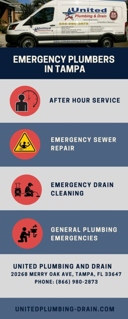 emergency plumbing in tampa